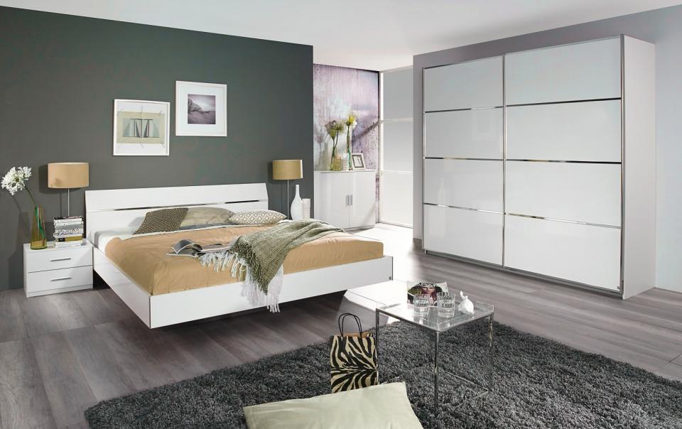 Slaapkamer Complete Tweepersoons.Luxe Slaapkamer Hoogglans Wit Nu Met 400 Korting